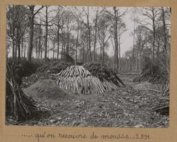 … qu'on recouvre de mousse [Châteauneuf-en-Thymerais ?] | Houdard, Georges (1883-1944). Photographe