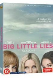 Big Little Lies . Saison 1 / créée par David E. Kelley | Kelley, David Edward. Metteur en scène ou réalisateur