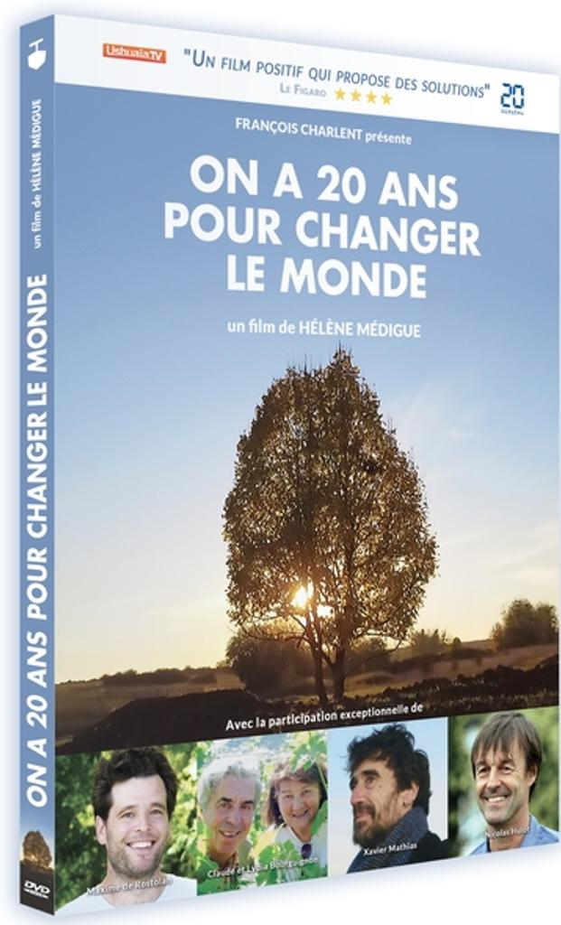 On a 20 ans pour changer le monde / réalisé par Hélène Médigue   Médigue , Hélène . Metteur en scène ou réalisateur