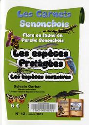 Flore en faune en Perche Senonchois, les espèces protégées, les espèces invasives / Sylvain Garbar | Garbar, Sylvain. Auteur