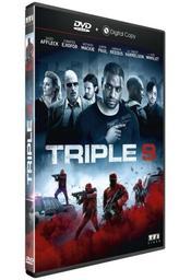 Triple 9 / réalisé par John Hillcoat | Hillcoat, John. Metteur en scène ou réalisateur