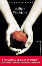 Twilight intégrale / Stephenie Meyer   Meyer, Stephenie. Auteur