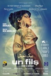 Un fils / réalisé par Mehdi M. Barsaoui   Barsaoui , Mehdi . Metteur en scène ou réalisateur