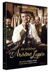 Les Aventures d'Arsène Lupin / réalisé par Jacques Becker | Becker, Jacques. Metteur en scène ou réalisateur