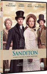 Sanditon / Créée par Andrew Davies | Davies, Andrew. Metteur en scène ou réalisateur