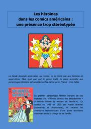 Les Héroïnes dans les comics américains : une présence trop stéréotypée |