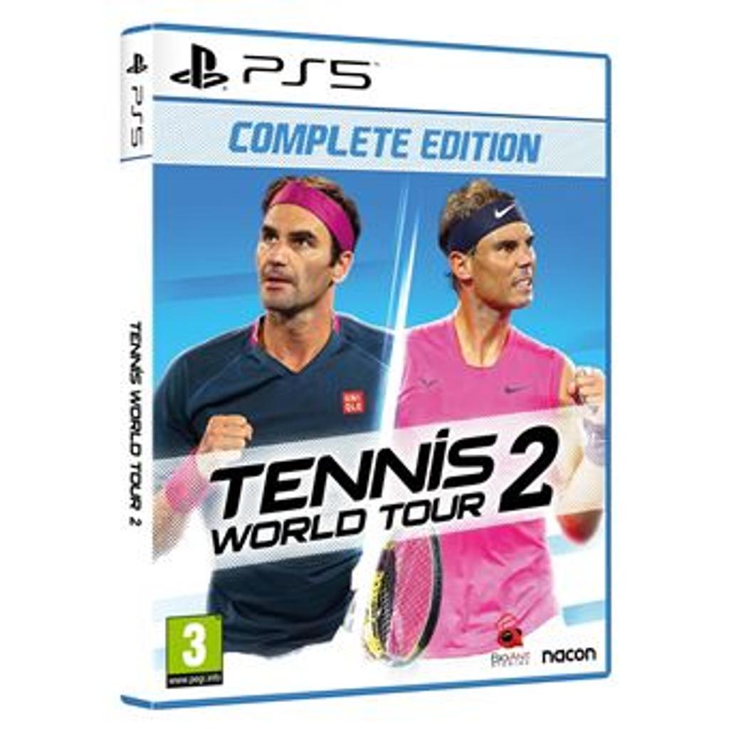Tennis World Tour 2 : [PS5] / Big Ant Studios    Big Ant Studios. Programmeur