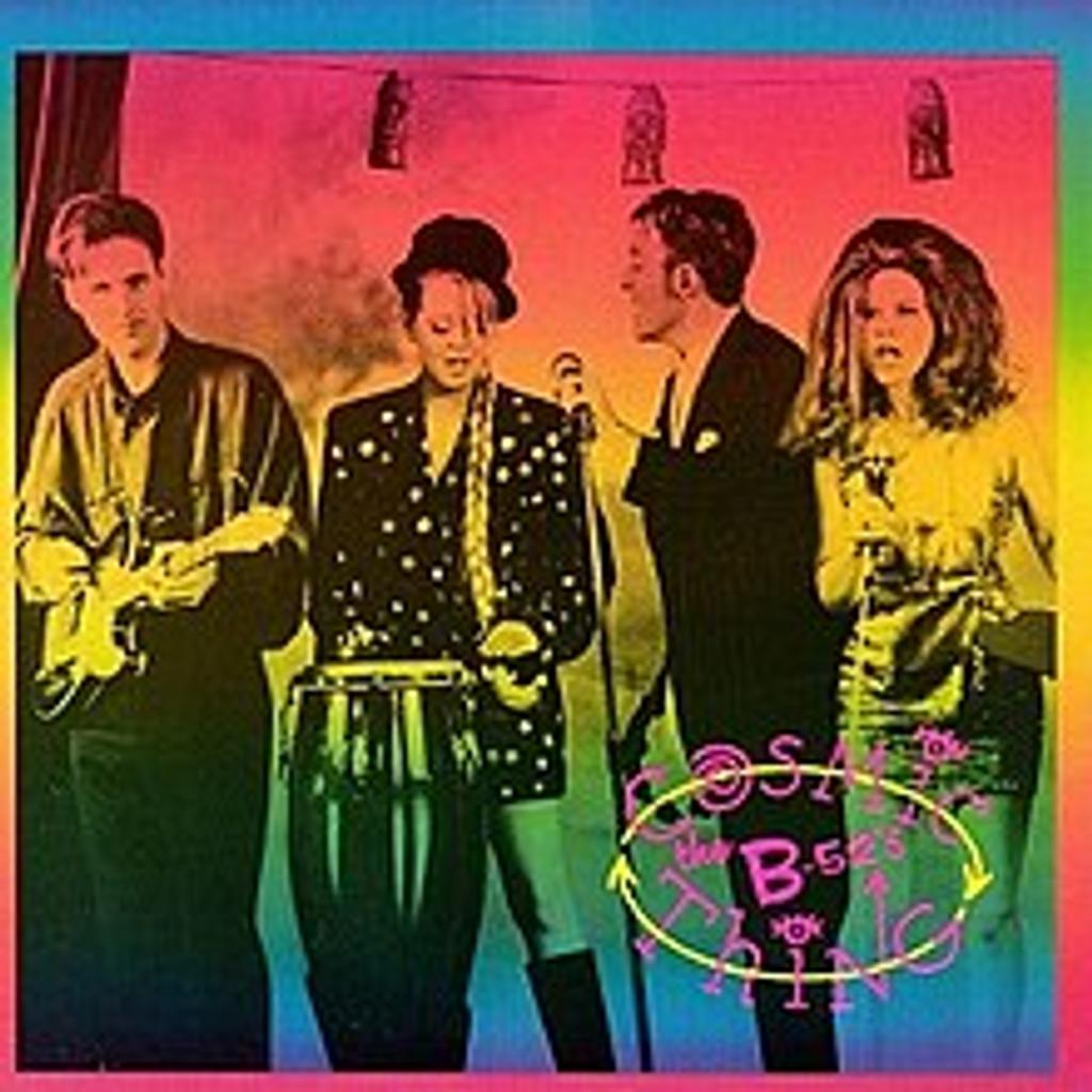 Cosmic thing / B 52'S | B 52'S (groupe instrumental et vocal)
