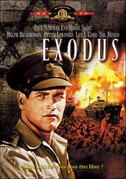 Exodus / Otto Preminger, Réal.   Preminger, Otto. Metteur en scène ou réalisateur