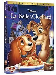 La Belle et le clochard / Hamilton Luske, Clyde Geronimi, Wilfred Jackson, Réal.  