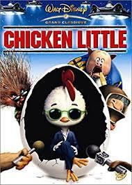 Chicken little / Mark Dindal, Réal.   Dindal, Mark. Metteur en scène ou réalisateur