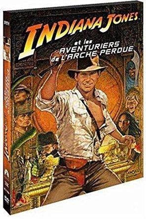 Indiana Jones et les aventuriers de l'arche perdue. 1 / réalisation de Steven Spielberg | Spielberg, Steven (1946-....). Metteur en scène ou réalisateur
