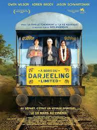 A bord du Darjeeling limited / Wes Anderson, Réal. | Anderson, Wes. Metteur en scène ou réalisateur