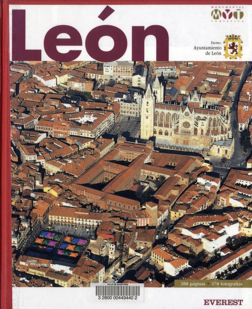 Leon / textes Juan Pedro Aparicio | Aparicio, Juan Pedro. Auteur