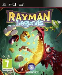 RAYMAN Legends : [PS3] / Ubisoft Montpellier | Ubisoft Montpellier. Programmeur