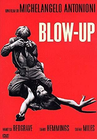 Film Ciné-Clap : BLOW UP |