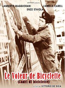 Film Ciné-clap : LE VOLEUR DE BICYCLETTE  |