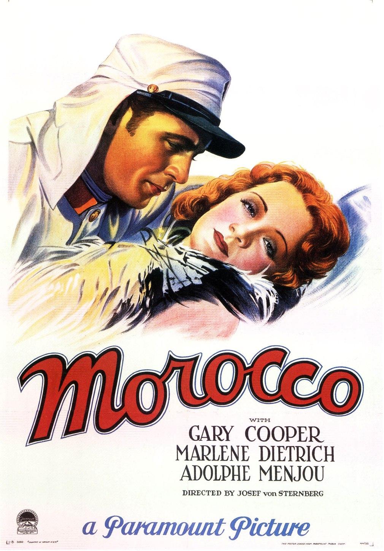 Film Ciné-Clap : MOROCCO  |